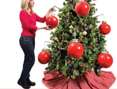 Branchies heavyduty christmas tree ornament hangers